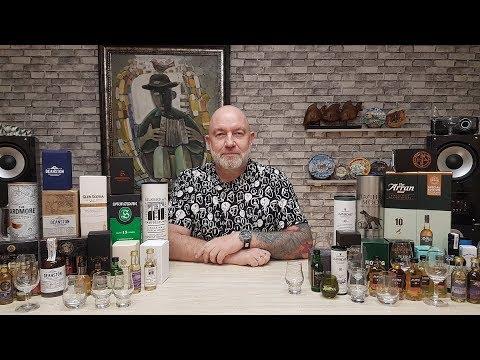 Ржаной виски из Шотландии, обзор и дегустация.