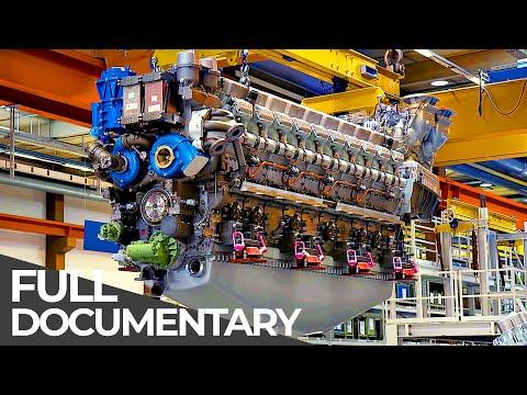 Exceptional Engineering | Mega Diesel Engine | Free Documentary