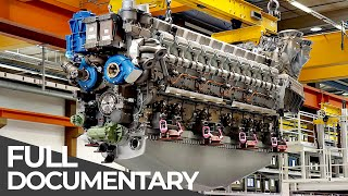 Download Exceptional Engineering   Mega Diesel Engine   Free Documentary Mp3 and Videos