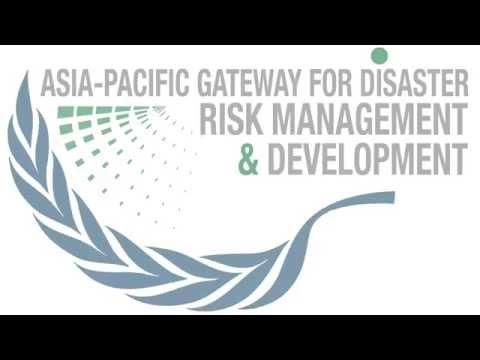 ESCAP Disaster Risk Reduction Gateway