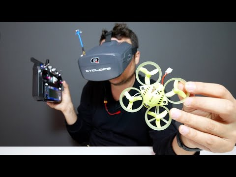 Eachine QX65 with Flysky FS-I6 Review