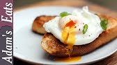 Perfect poached egg 4 ways | poaching eggs masterclass