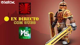 ¡EN DIRECTO! - [Roblox] - Directo A Por Los 200 Subs :D