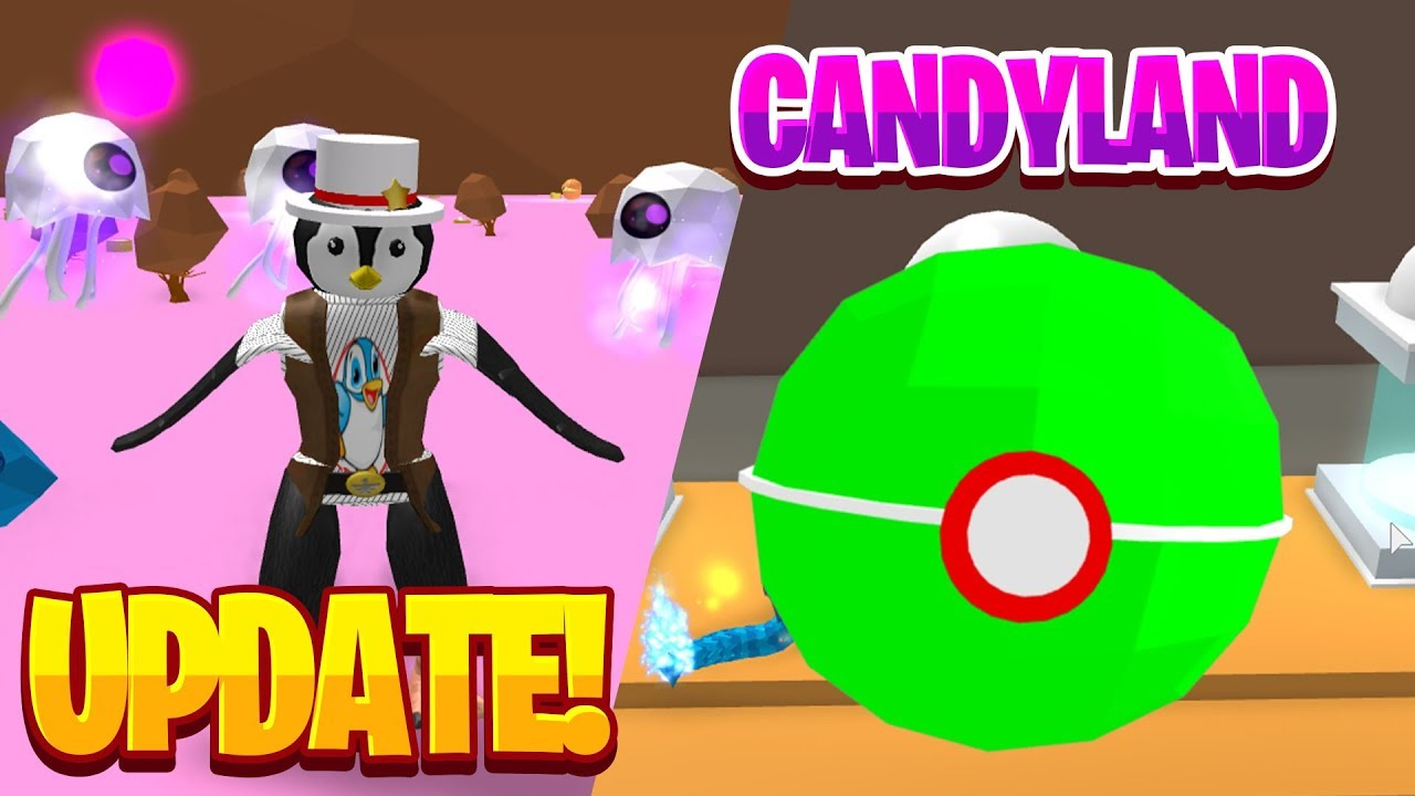 Candy Cave UPDATE (New Pets!) | Pet Trainer