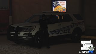 GTAV-LSPDFR Day-336 Detroit Police (Based) A busy night! Road to 10K!