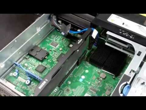 Velocity Tech Solutions - iDRAC Express Replacement in PowerEdge R710 Server