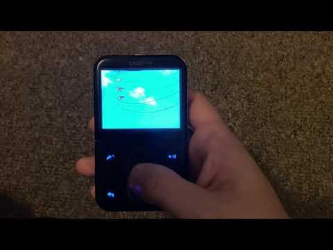 Creative Zen Vision M, IPod Nano 5th Gen, MS Zune HD Overview