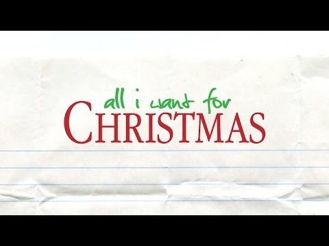 [Music box Cover] Christmas song - All I Want For Christmas