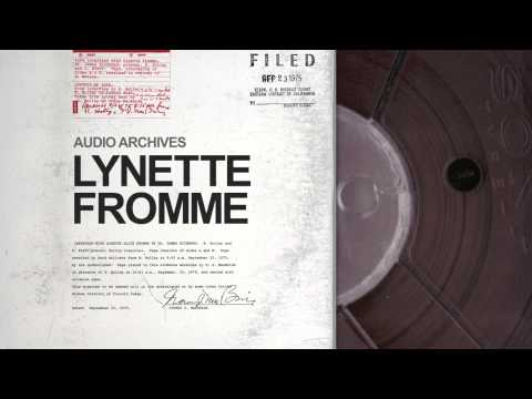Lynette Fromme interviewed by Dr. James Richmond, September 21, 1975