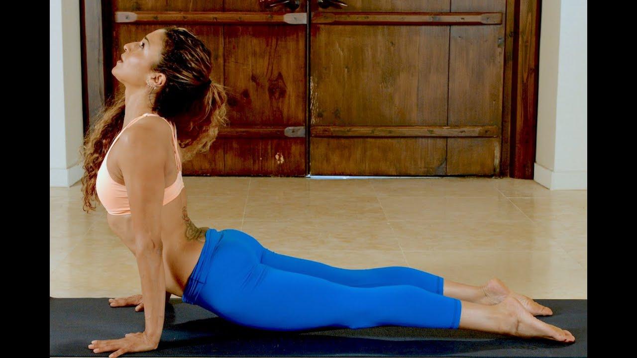 Yoga To Burn Fat 35 min