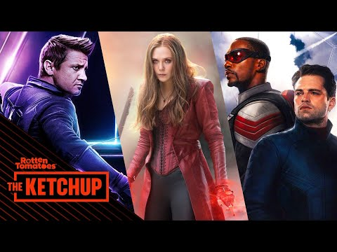 Play What to Expect from Marvel on Disney+ | Rotten Tomatoes TV