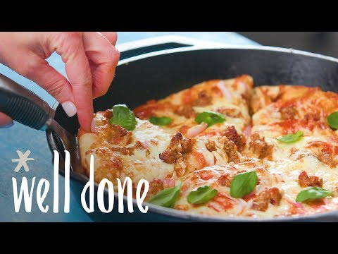 how-to-make-classic-cast-iron-pizza-|-recipes-|-well-done