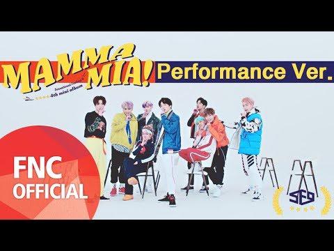 SF9 – MAMMA MIA Performance Video