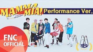 SF9 MAMMA MIA Performance