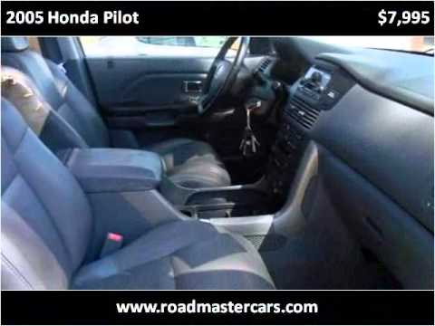 2005 Honda Pilot Used Cars Chicago IL