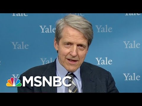 Robert Shiller On Markets: People Have Been Half-Expecting A Correction | Velshi & Ruhle | MSNBC