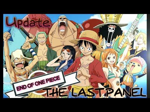 One Piece Manga Update Oda Knows What the Final One Piece Panel Will Be