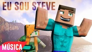 ♫ SOU STEVE - Paródia BELIEVER / IMAGINE DRAGONS