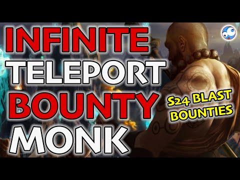 Infinite Teleport Bounty