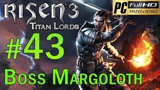 Video Risen 3 Titan Lords [PC] Walkthrough - Part 43 BOSS Margoloth No Commentary 1080p download MP3, 3GP, MP4, WEBM, AVI, FLV Oktober 2018