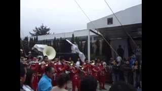 Banda Potranca (Guanajuato) VS Banda Rio Verde (Morelos) en Santa Rosa Xochiac