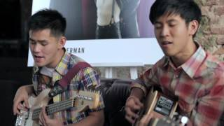 Ben Sherman Plectrum Sessions: Run Neon Tiger - Farewell Motel