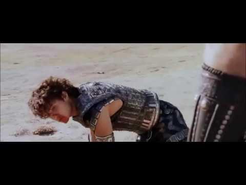 Troy - Paris vs Menelaus [Rescore] Scene Composed By Alex Leeming (Unofficial composition)