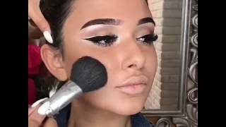 Amazing makeup by Milan
