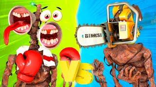 Сиреноголовый vs Пигги - Фильм Ной Все Серии Подряд Siren Head Roblox Piggy Роблокс 3D Анимация