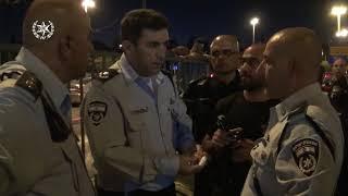 Попытка теракта на улице А-Невиим