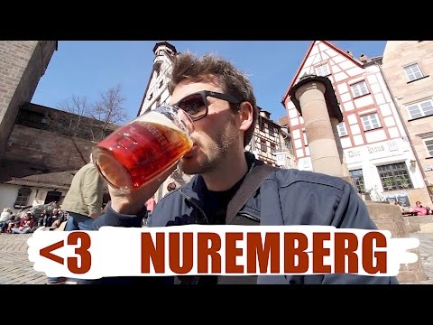 7 Things I Love About Nuremberg