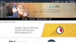 "Private Anleitung: Amazon Prime ""freunde"" hinzufügen"