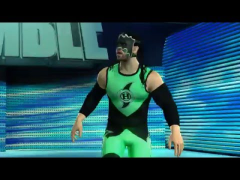 WWE Smackdown! vs Raw 2011: Royal Rumble Match (With Non-Playable Characters)