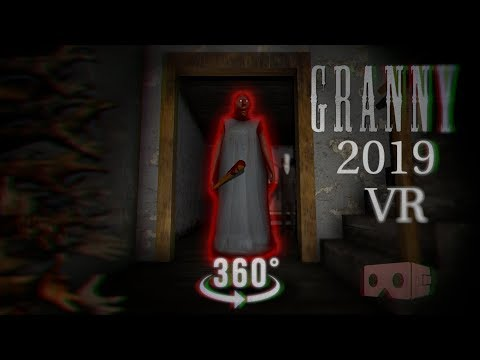 Granny VR 360 (Horror video 360)
