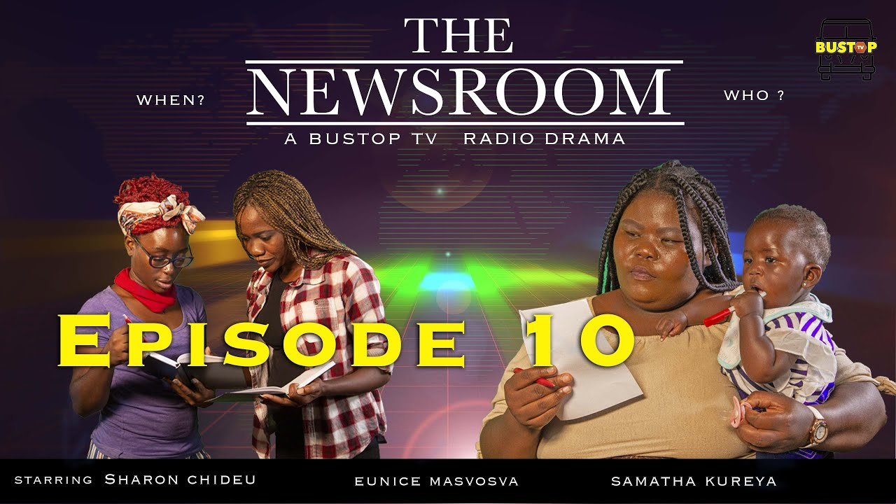 Download The Newsroom Ep 10 (Radio/Podcast drama)