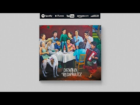 Demian Rodríguez - Demian Rodríguez (Full album)