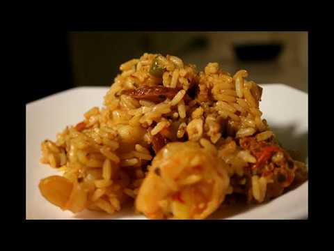 The Ultimate Jambalaya Recipe - How To Make The Best Jambalaya / DIY Recipes 🍤 🍚