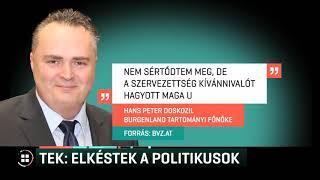 TEK: elkéstek az osztrák politikusok a soproni istentiszteletről 19-08-22