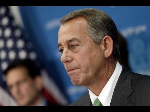 Boehner Won't Allow Debt Default As Wall Street Wouldn't Be Happy