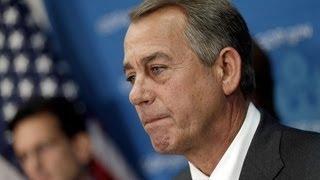Boehner Won