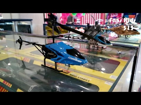 Mainan Anak Remot Control Helikopter Drone I Toy Helicopters And