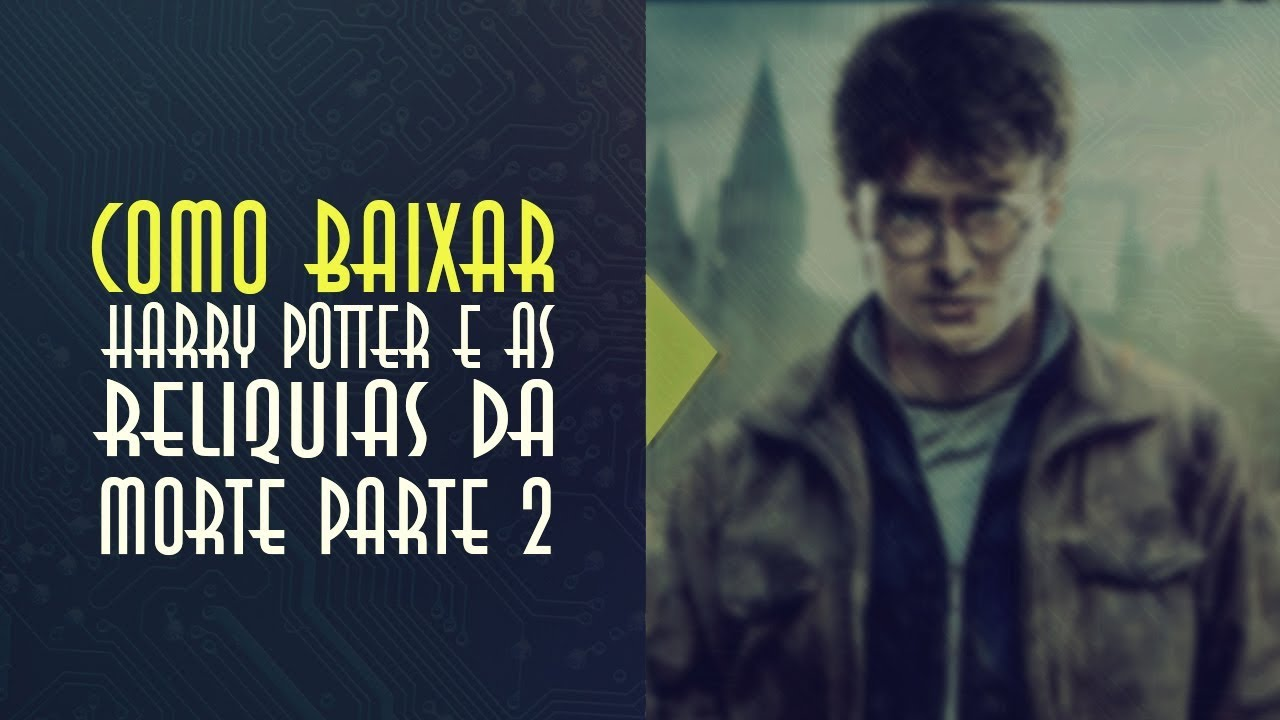 Harry Potter E As Reliquias Da Morte Pdf
