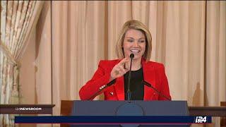 États-Unis: Heather Nauert remplacera Nikki Haley comme ambassadrice à l'ONU