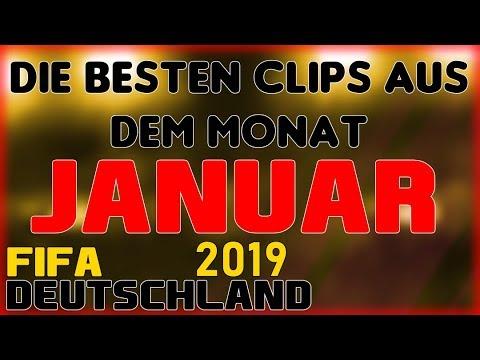 Die besten FIFA Clips aus dem Monat Januar | FIFA 19 Highlights Deutsch 2019 thumbnail
