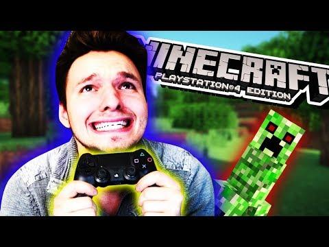 MONSTER UMZINGELN MEIN HAUS !! | Minecraft (PS4 Edition) #2