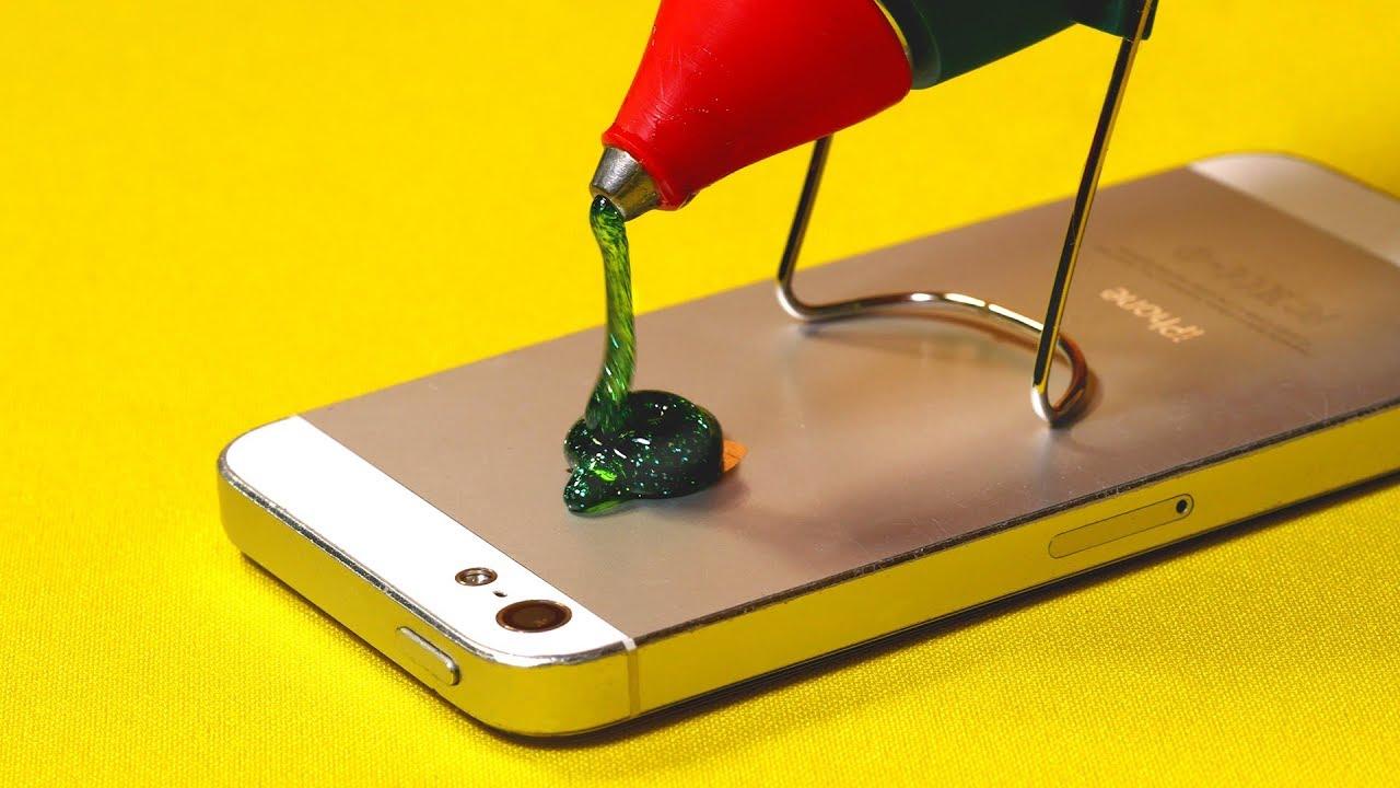 4 Crazy Life Hacks With Hot Glue Gun