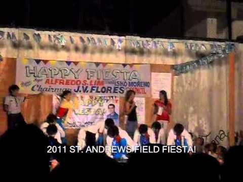 2011 san andres bukid fiesta