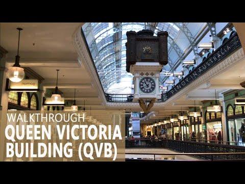 QUEEN VICTORIA BUILDING I WALKTHROUGH I SYDNEY