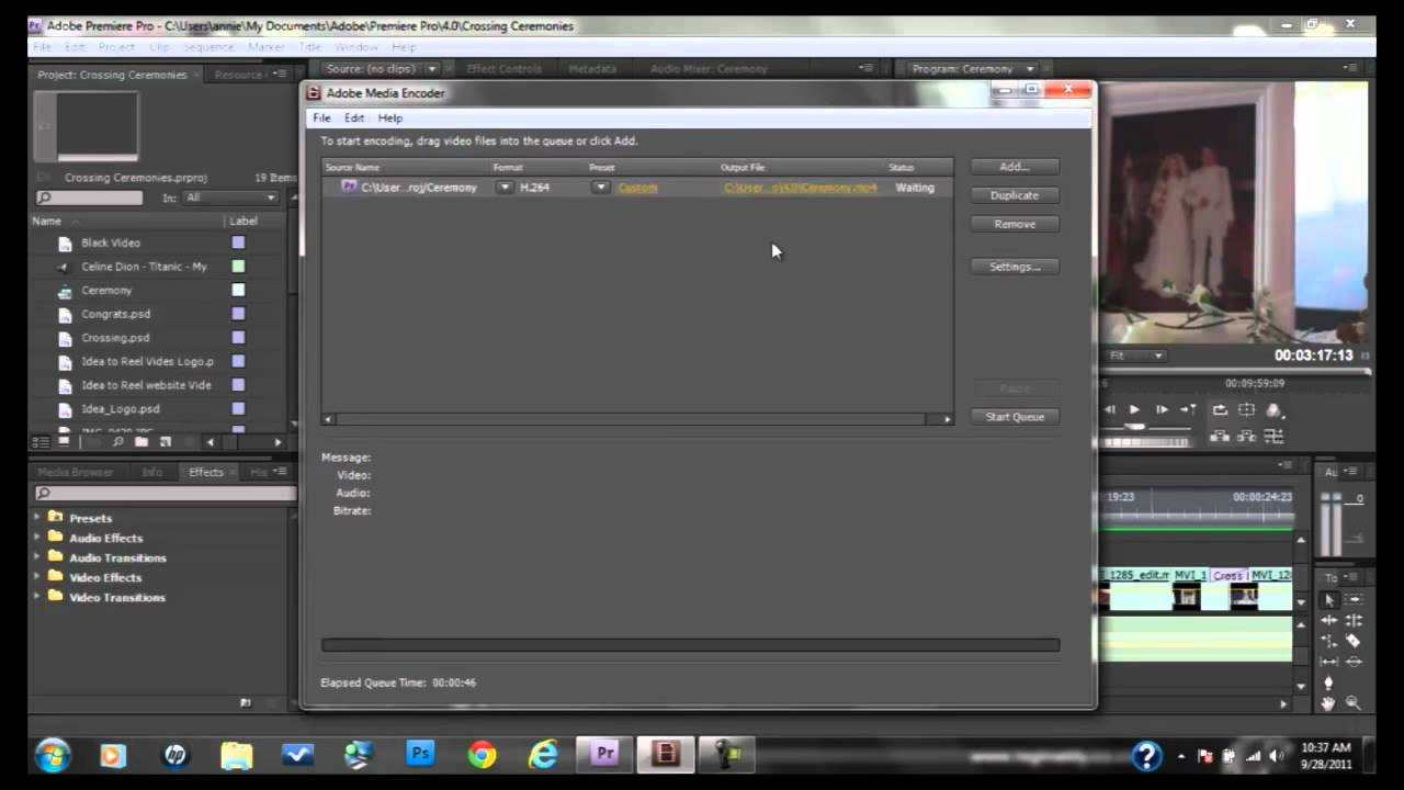 how to add camera movement premier pro