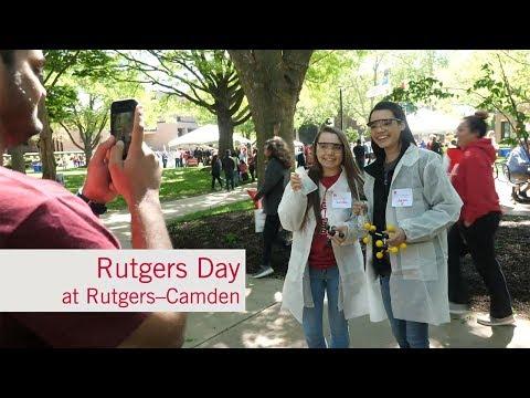 Rutgers Day 2019 In Camden